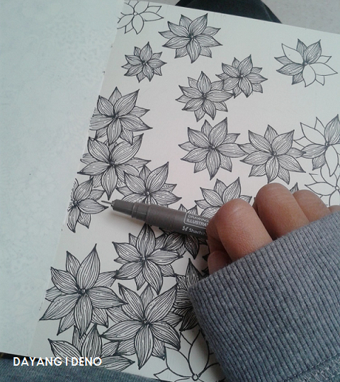 Doodle At HUKM
