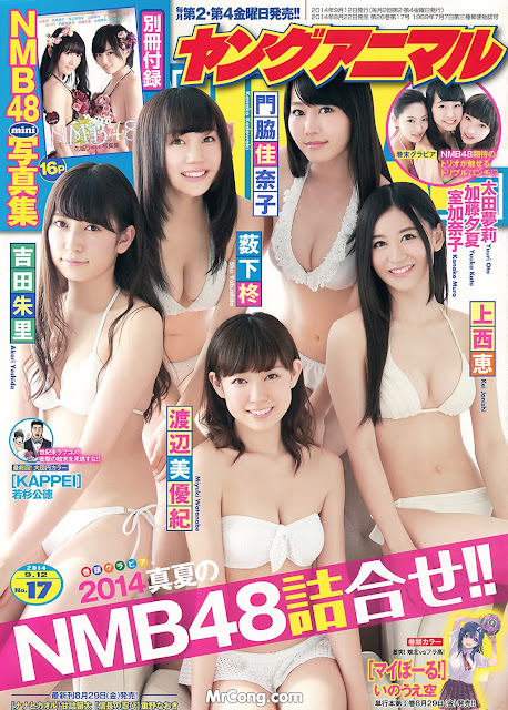 Hot girls Japan porn magazine cover 2014 collection 13