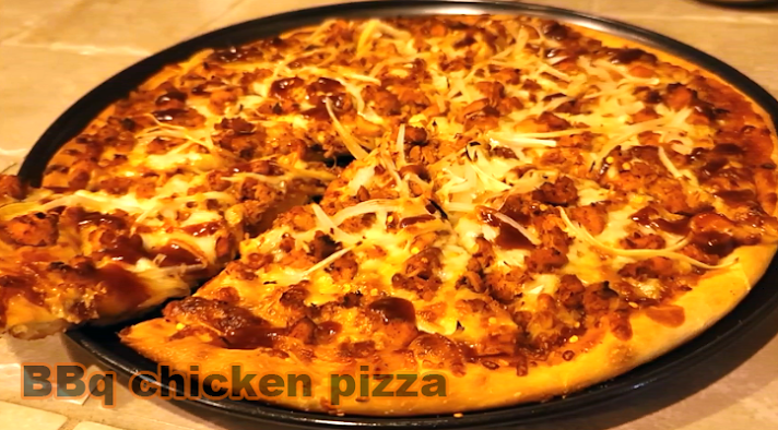 How to make BBq chicken pizza