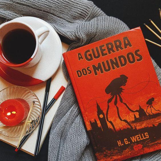 "RESENHA | ""A GUERRA DOS MUNDOS"" de H. G. Wells"