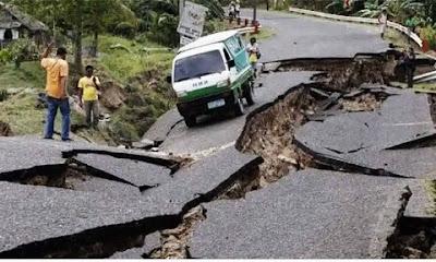 Ghana Earthquake: Sango Is Paying You Back For Demolishing Our Embassy – Nigerians React