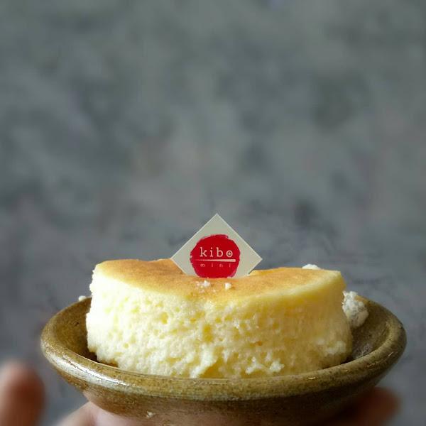 Kibo Cheese Cake Manjakan Lidah Bagi Keju Lovers