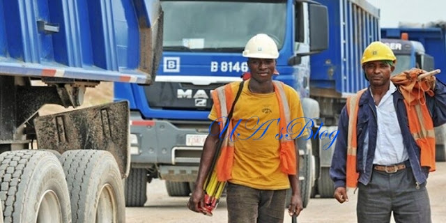 Presidential aide attacks Julius Berger over another shoddy job