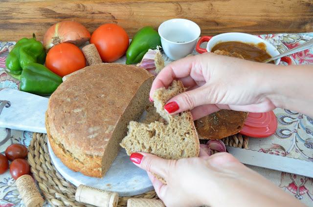 Lidl pan, PAN, pan casero, pan, pan Lidl, pan rustico, pan lidl panificadora, pan lidl ingredientes, pan casero integral, pan casero sin amasar, pan casero fácil, pan casero rápido, pan casero receta, las delicias de mayte,