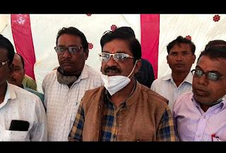 प्रदेश में चल रहे सरकारी कर्मचारियों की हड़ताल 45 दिनों के लिए स्थगित की गई