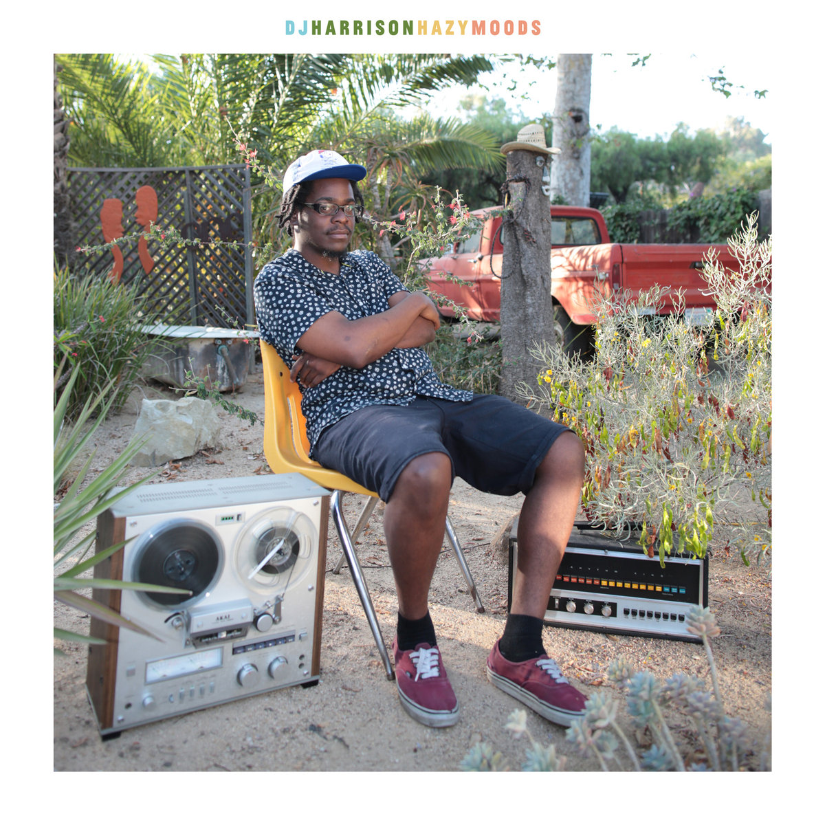 DJ Harrison - Hazy Moods | Beattape im Full Album Stream