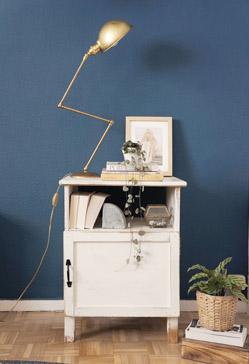Ikea hack: mesilla rústica
