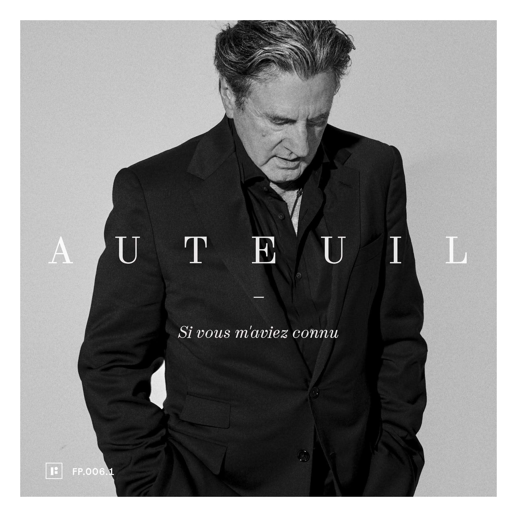 Daniel Auteuil album si vous m'aviez connu