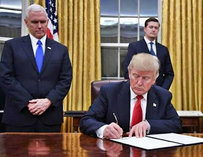 Donald Trump to Sign Executive Order Declaring Pre-marital Sex, Abortion, Same Sex Marriage as 'Illegal'