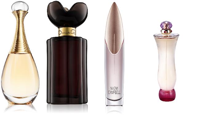 iperfumy, składniki zapachów