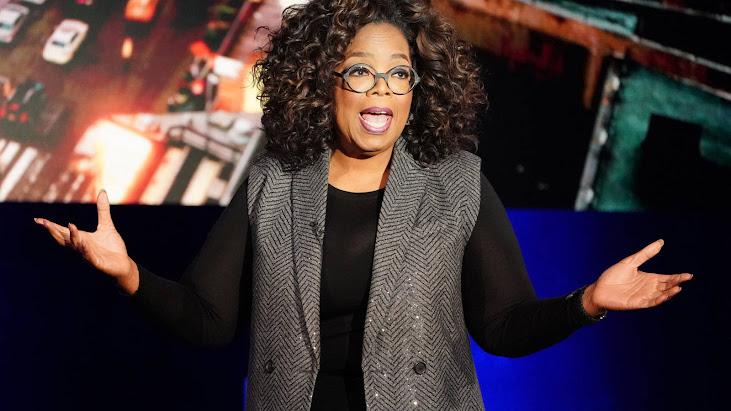 Fortuna de Oprah Winfrey
