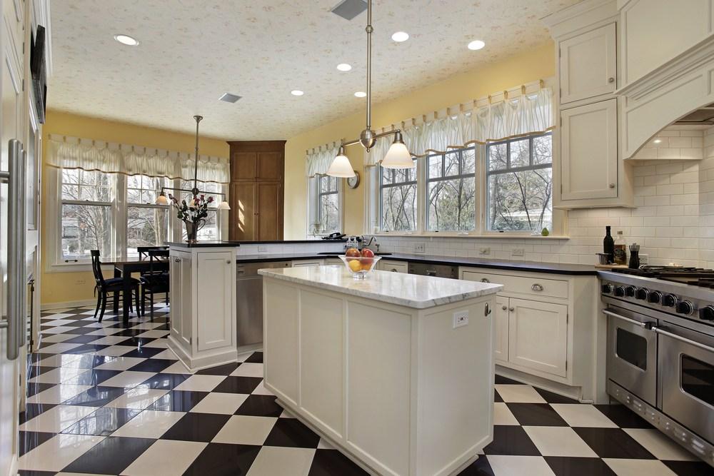 White Black Kitchen CeramicsPinterest.com