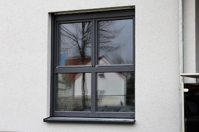 Different types of aluminium windows