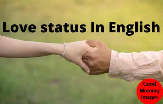 Love status In English