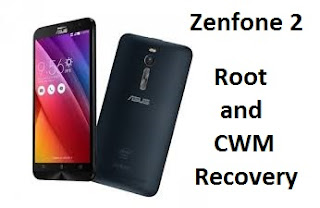 Rooting Zenfone 2 in 2 ways and Install Custom Recovery (CWM) Main Picture