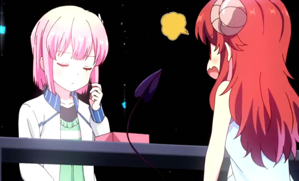 Machikado Mazoku Episodio 11