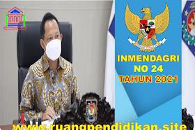 Aturan PPKM Level 4 Sesuai Inmendagri Nomor 24 Tahun 2021