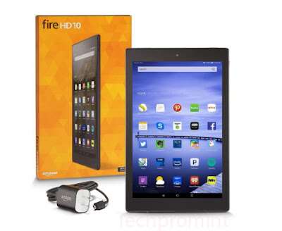 Begin your Black Friday shopping now with $50 off the Amazon Fire HD 10 Tablet
