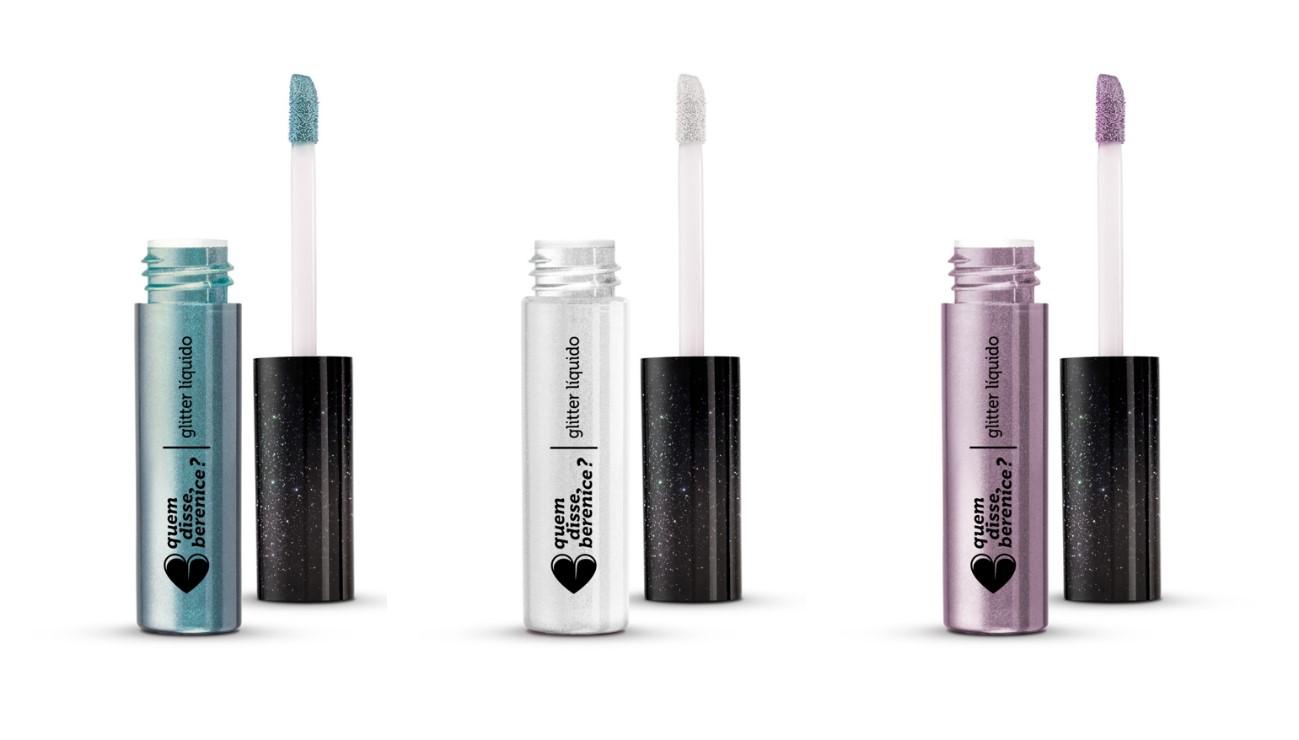 Novos produtos para o carnaval, com direito a ecoglitter, chegam às lojas e no site da marca !