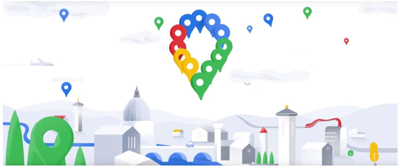 Google Maps compie 15 anni e si rinnova | Video