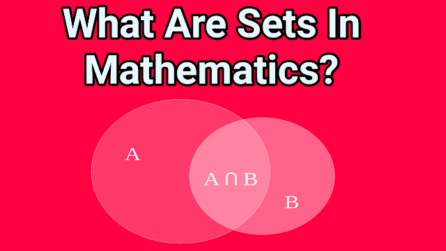 types of sets in mathematics