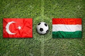 مباراة تركيا والمجر