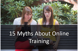 15 Myths about online training