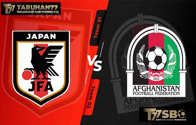 Prediksi Piala Eropa 2021 Japan vs Tajikistan 7 Juni 2021 Super Bola