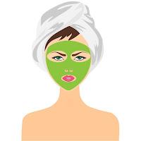Appliquez cette mixture sur votre visage