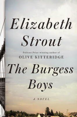 The Burgess Boys by Elizabeth Strout - book cover