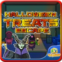 SiviGames Halloween Treat Escape