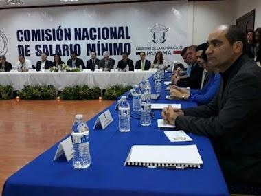 CONATO · Se Instala Comisión Tripartita para Revisión del Salario Mínimo 2017