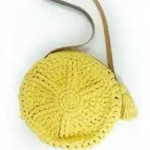 Bolso Sun Sun a Crochet