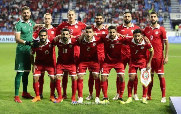 تشكيل لبنان ضد فلسطين عبر سوفت سلاش