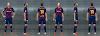 Nuevos cuerpos, ahora más reales, para el Pro Evolution Soccer 6