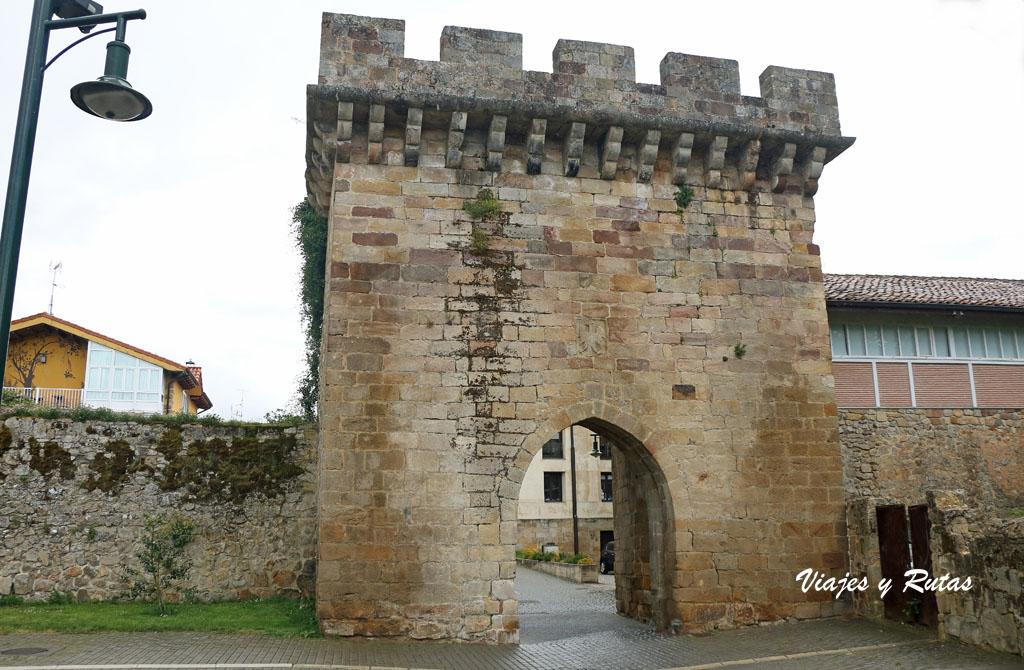 Puerta de Santa María, Aguilar de Campoo