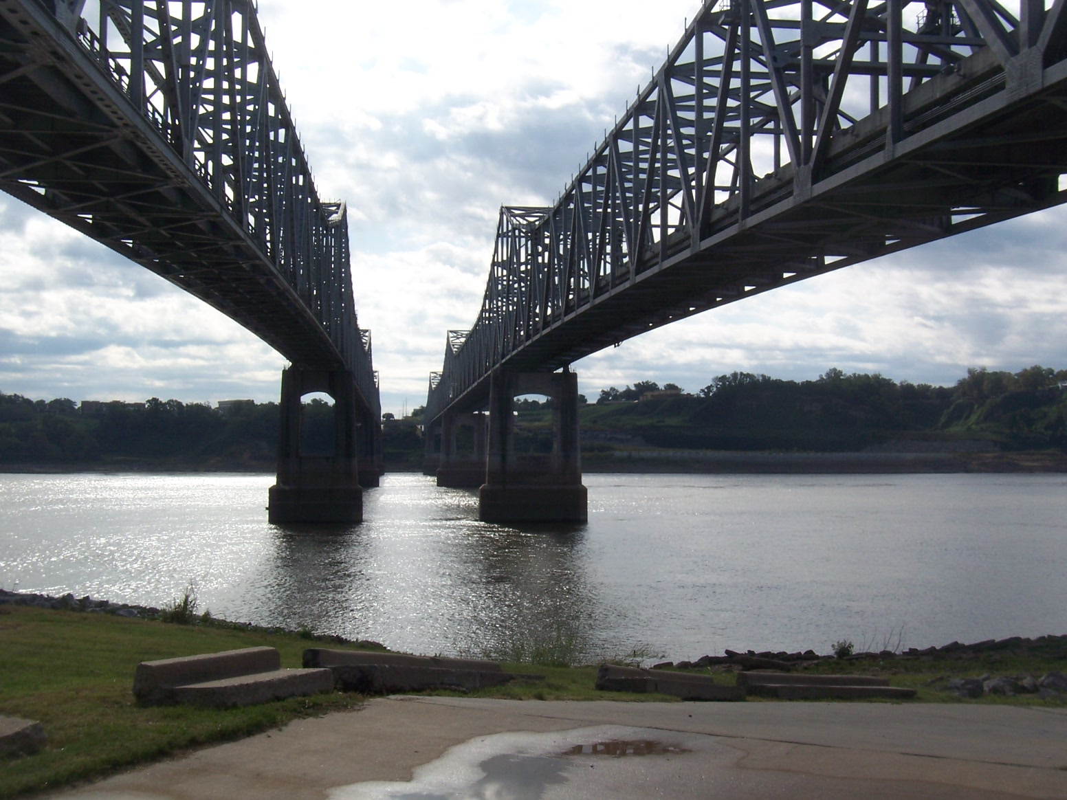 Traveling When We Can: Natchez MS To Baton Rouge LA