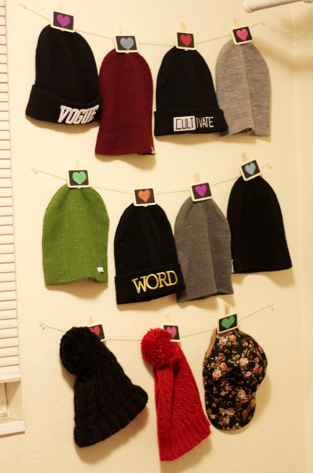 Auteur Ariel Diy Hat Hanger