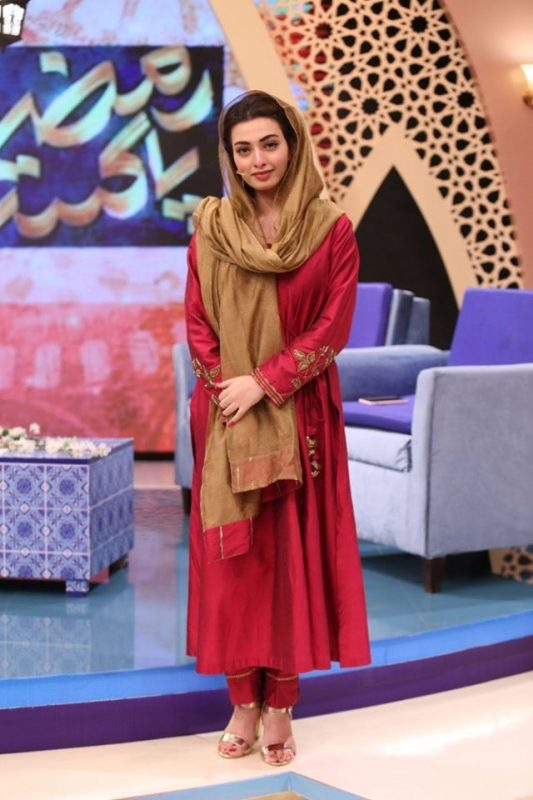 Actress Nawal Saeed New Beautiful Pictures