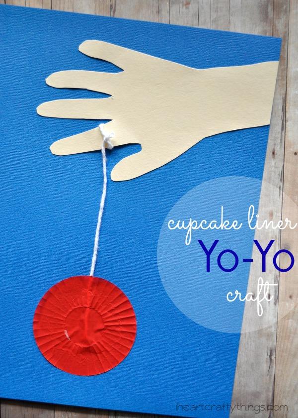 Y Is For Yoyo Craft