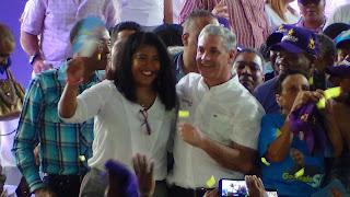 DUVERGE: Gonzalo Castillo dice agregará valor y consolidará obra de gobierno del presidente Medina a favor de la gente.