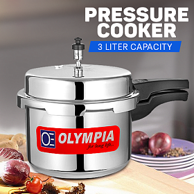 Olympia 3 liters Pressure Cooker, OE-130