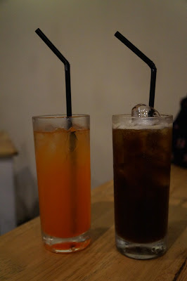 Fruit punch dan beer coffee
