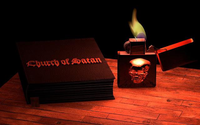 Pseudo-satanizm niedouczony