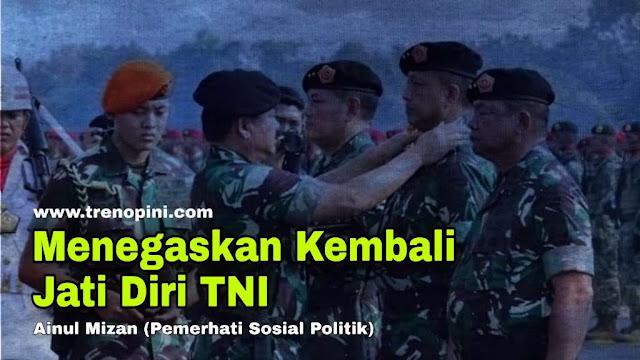 Panglima TNI menegaskan adanya ancaman radikalisme di tengah pandemi. Melalui berbagai cara mereka bergerak mempengaruhi opini publik.