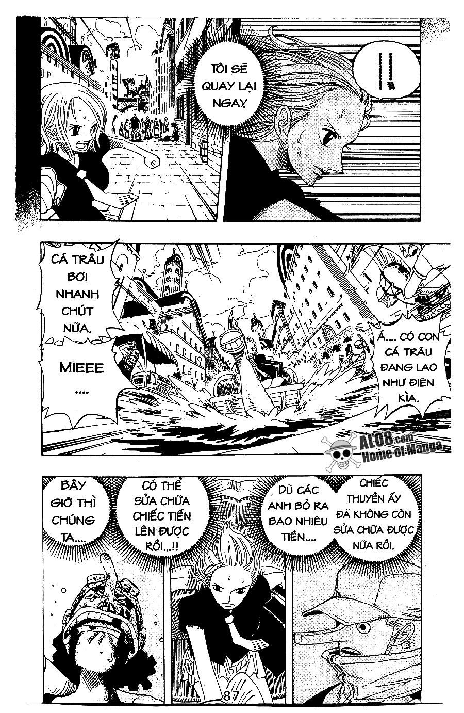 One Piece Chap 329