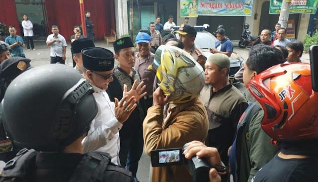 Bentrok Usai Demo Protes Gus Muwafiq, PCNU Solo: Malu! Mau Sampai Kapan?