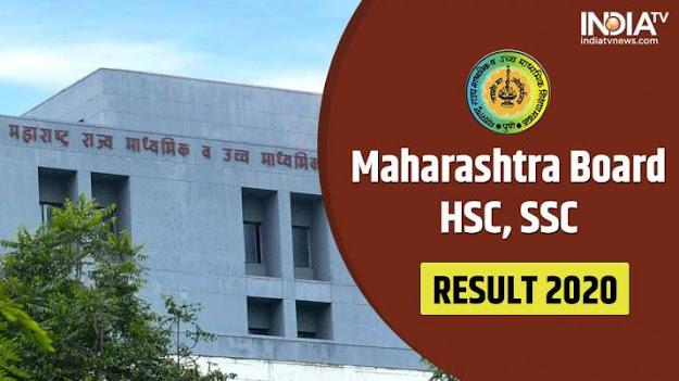 Maharashtra SSC, HSC Results 2020