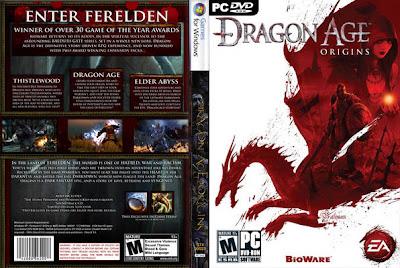 Dragon Age Origins CD Key