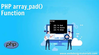 PHP array_pad() Function